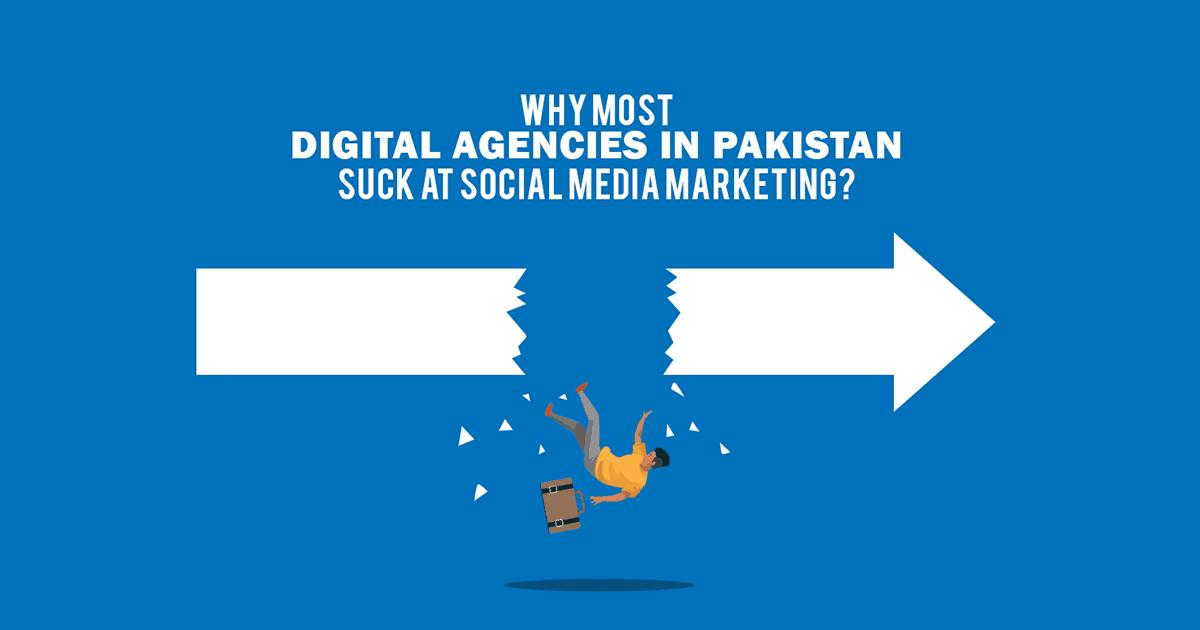 Why Social Media Marketing Agencies Suck