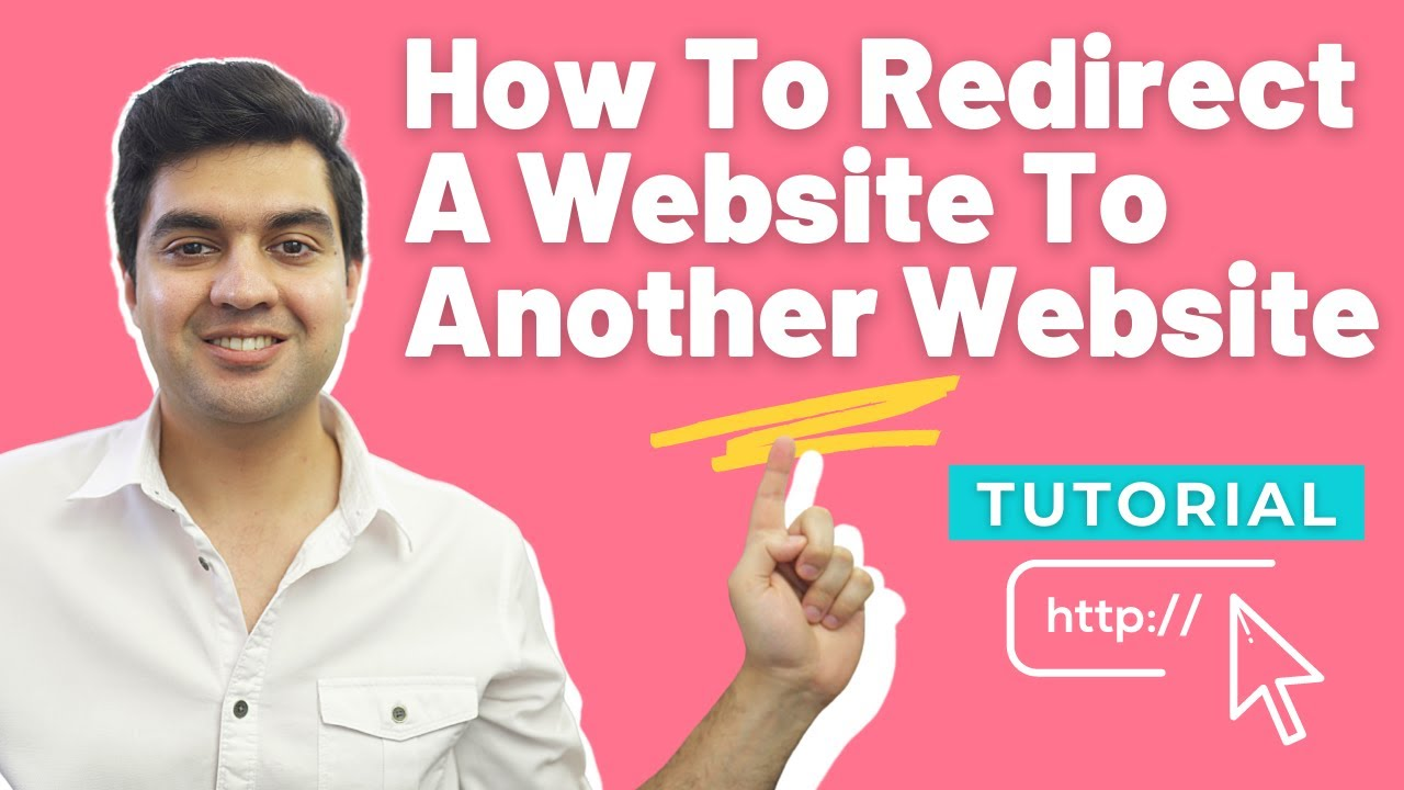 How To Redirect A Website To Another Website